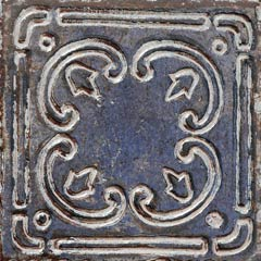 oasis blue deco pool tile